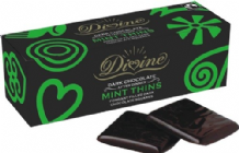 Divine Fairtrade Dark Chocolate After Dinner Mints 200g